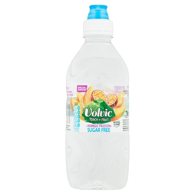 VOLVIC TOUCH OF FRUIT SPORT MANGO & PASSIONFRUIT 750ml (6 PACK)