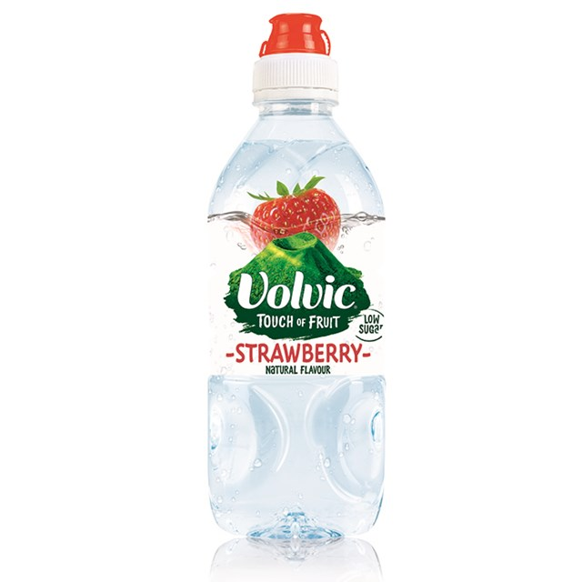 VOLVIC SPORT STRAWBERRY