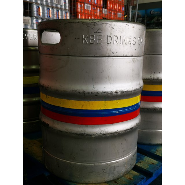 BOMBAY BICYCLE KEG