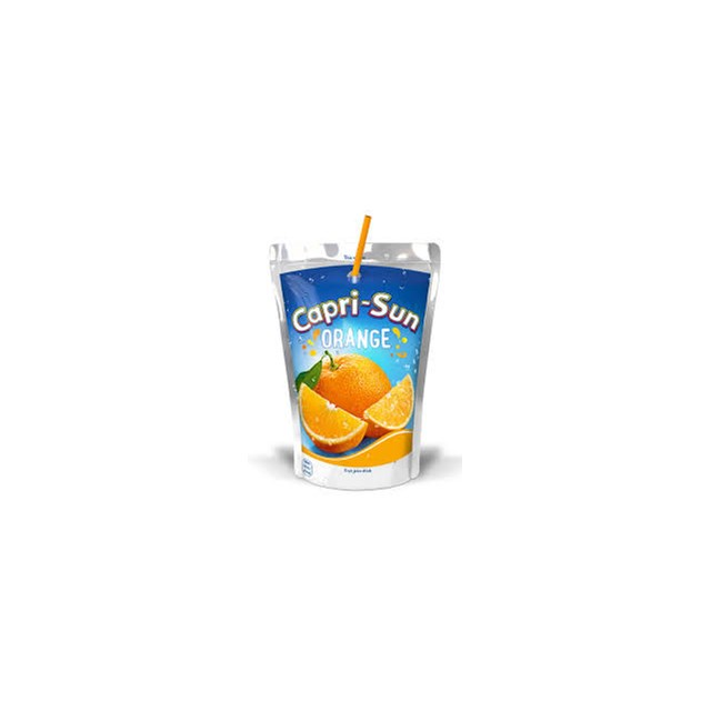 CAPRI SUN ORANGE UK