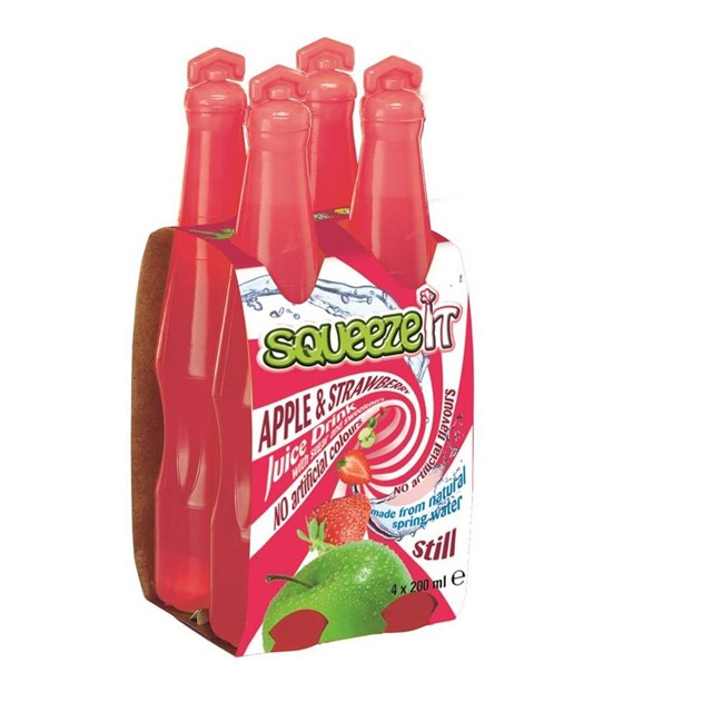 SQUEEZE IT STRAWBERRY