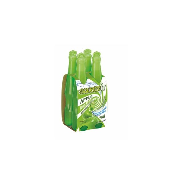 SQUEEZE IT APPLE 12 X 4PACK