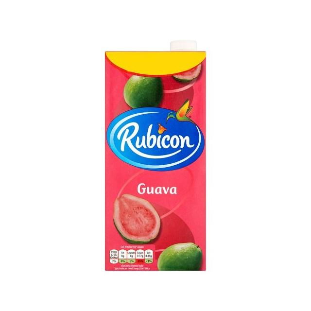 RUBICON £1.29 GUAVA