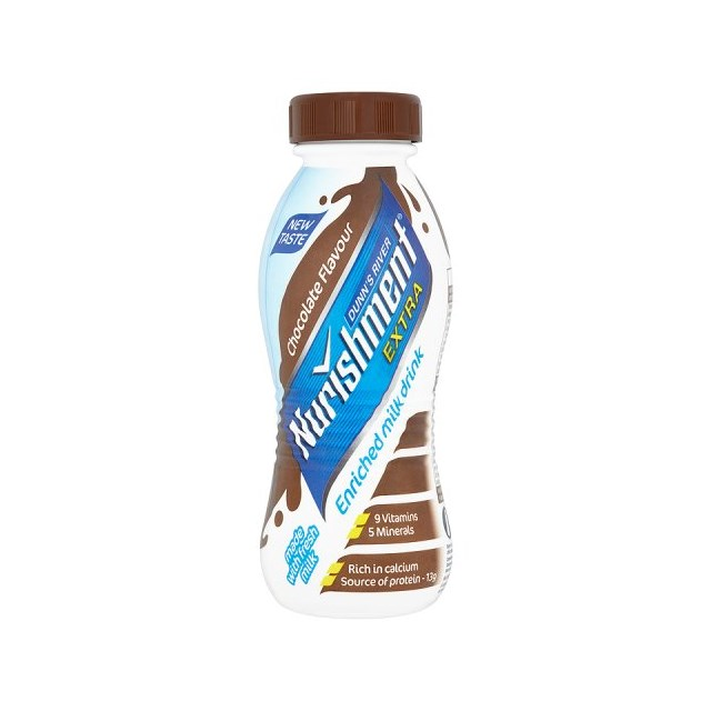 NURISHMENT ACTIVE CHOCOLATE