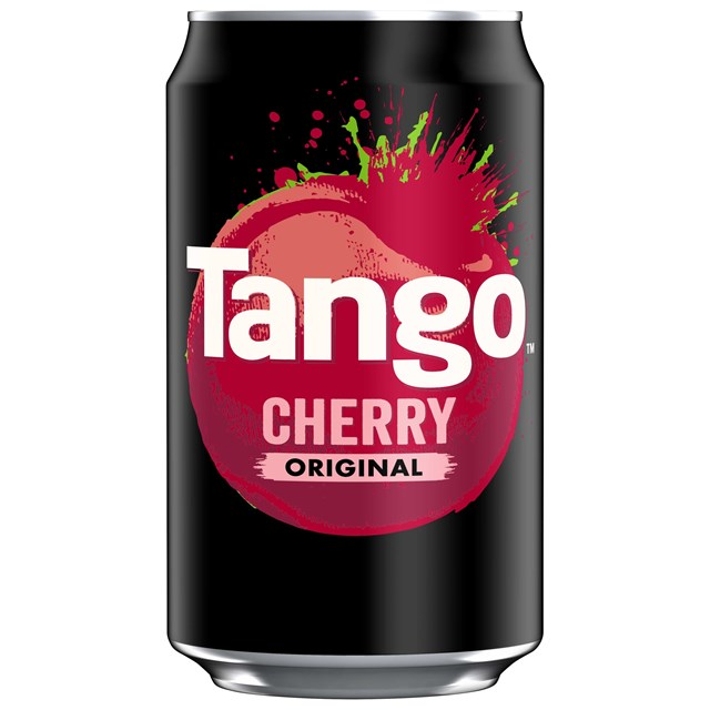 TANGO CHERRY CANS 330ml (24 PACK)