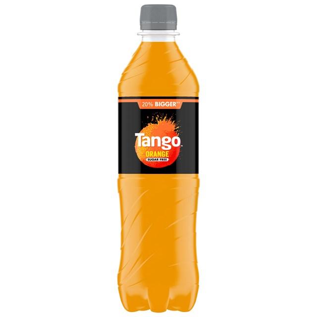 TANGO ORANGE BOTTLES