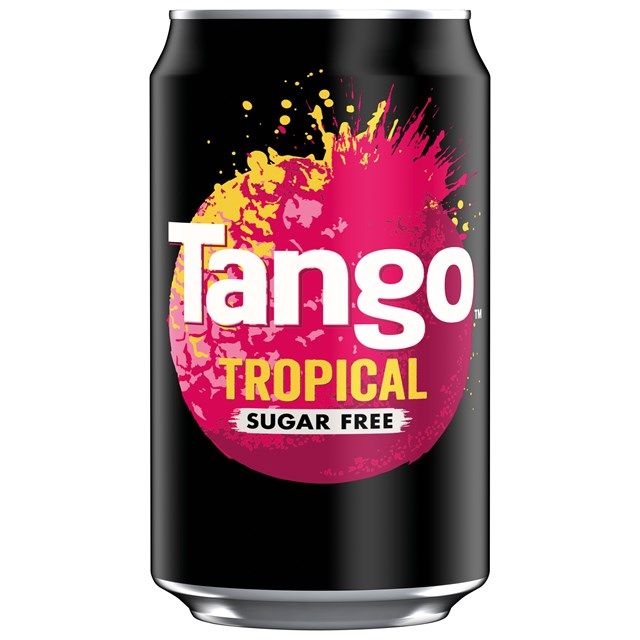 TANGO TROPICAL 330ml (24 PACK)