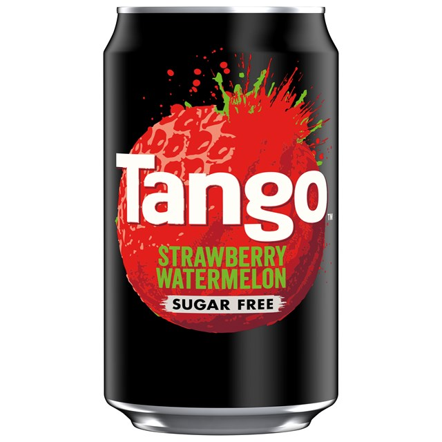 TANGO STRAWBERRY & WATERMELON CANS