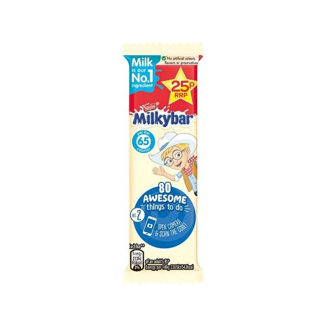 MILKYBAR KIDS 12g 25P (54 PACK)