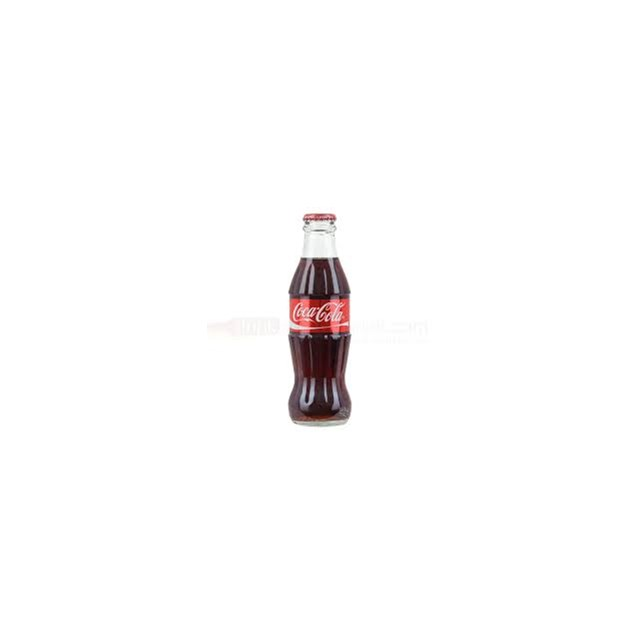 COCA COLA GLASS 200ML