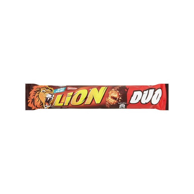 LION MILK DUO 60g (28 PACK)