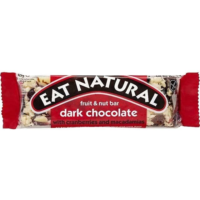 EAT NATURAL CRANBERRY MACADAMIA