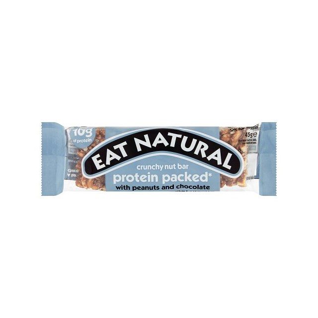 EAT NATURAL PROTEIN PACKED BAR JULY DATED