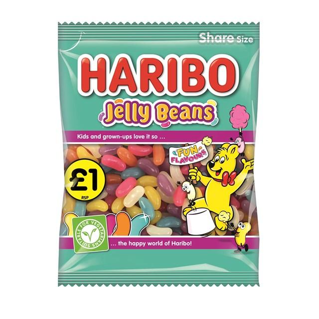 HARIBO £1 JELLY BEANS