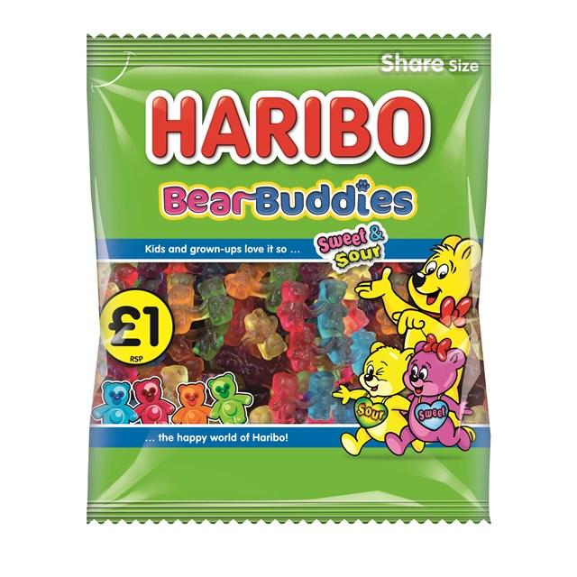 HARIBO £1 TANGY MINIONS
