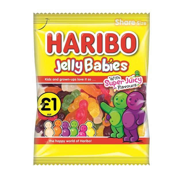 HARIBO £1 JELLY BABIES