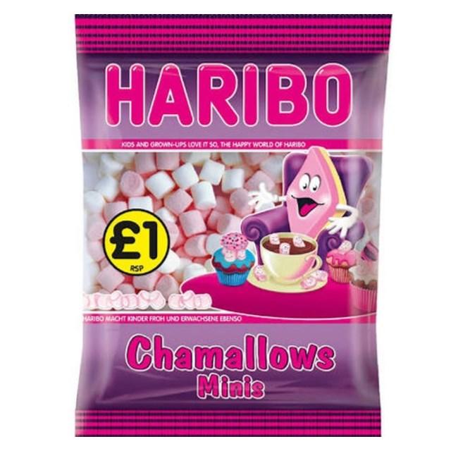 HARIBO £1 CHAMALLOWS MINI