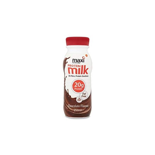 MAXIMUSCLE MILK CHOCOLATE