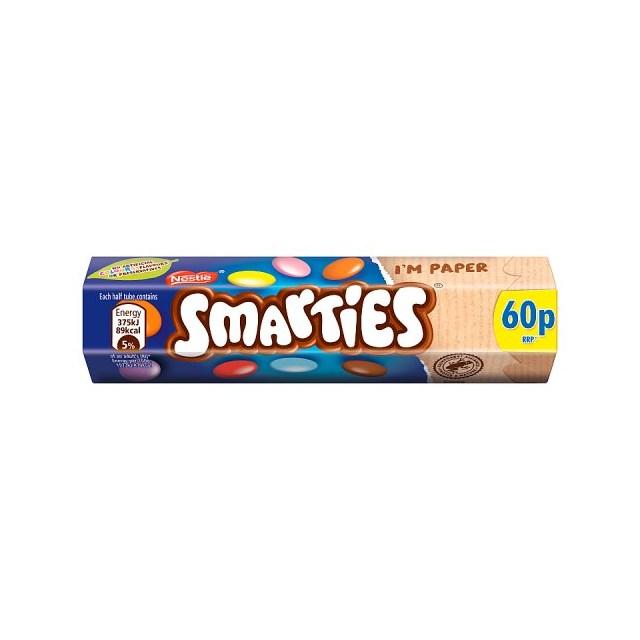 SMARTIES 38g 60p (24 PACK)