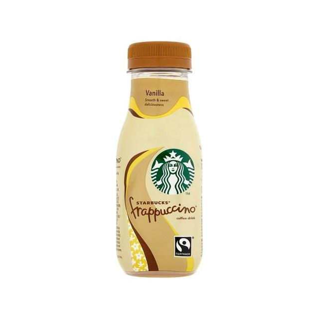 STARBUCKS FRAPPUCCINO VANILLA 250 ml (8PACK)