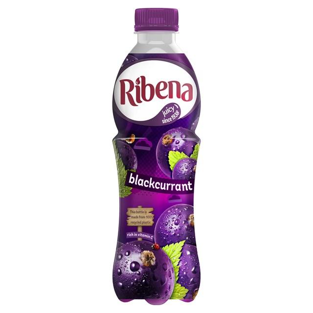 RIBENA BLACKCURRANT