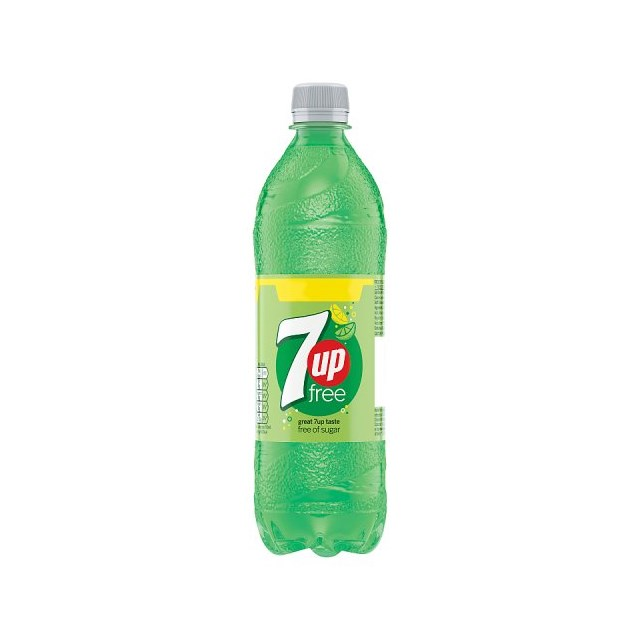 7UP FREE 500ml (24 PACK)