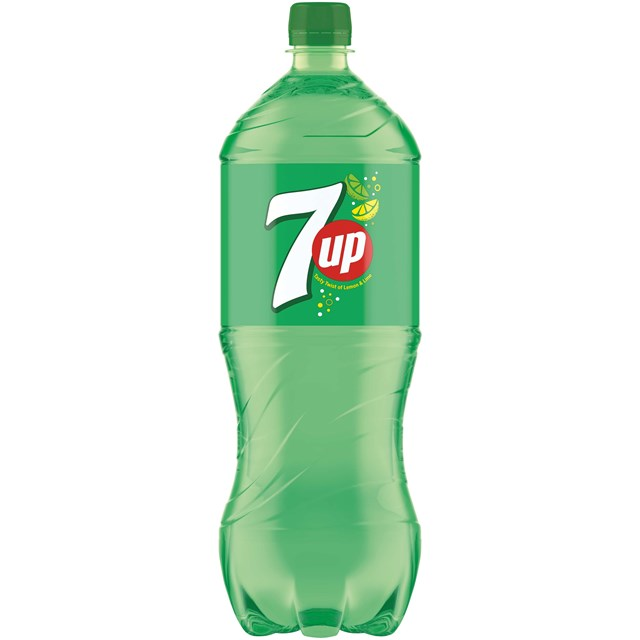 7UP SPARKLING LEMON & LIME FLAVOURED DRINK 1.5LITRE (12 PACK)