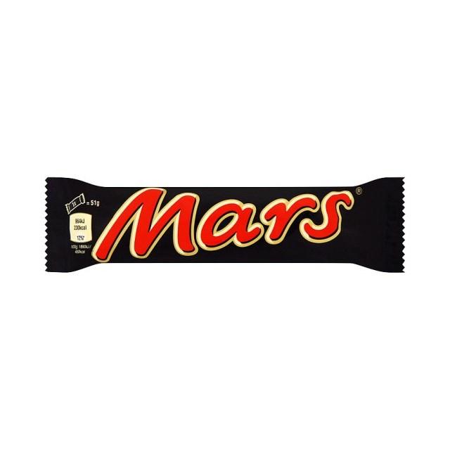 MARS 51g (48 PACK)