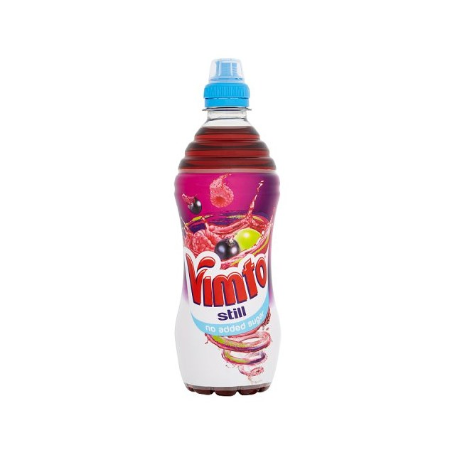 VIMTO STILL NO ADDED SUGAR