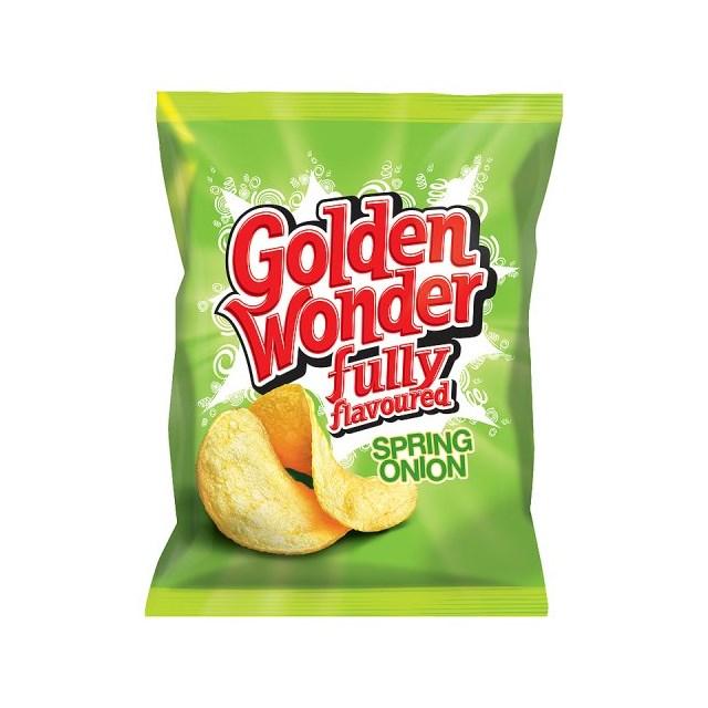 GOLDEN WONDER SPRING ONION 48's