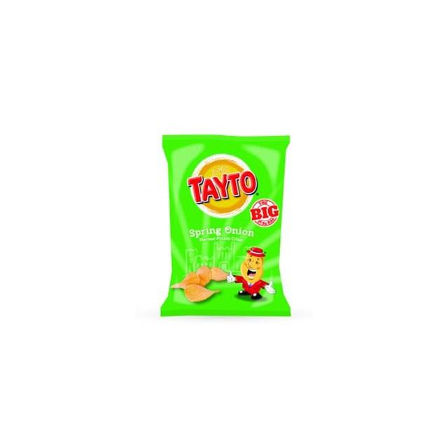 TAYTO SPRING ONION 15% EXTRA