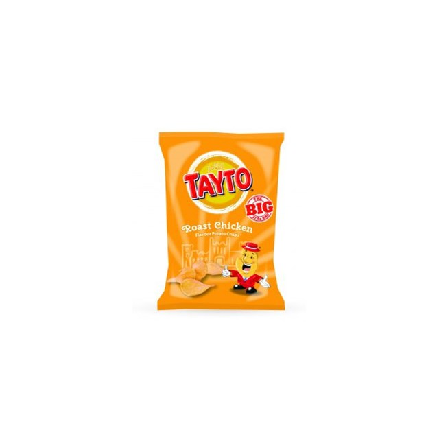 TAYTO ROAST CHICKEN 15% EXTRA