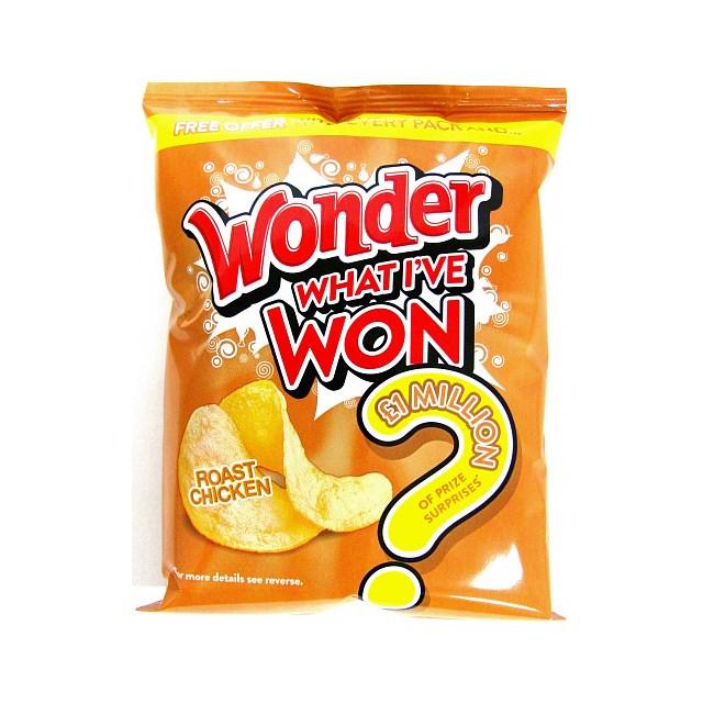 GOLDEN WONDER ROAST CHICKEN 48's