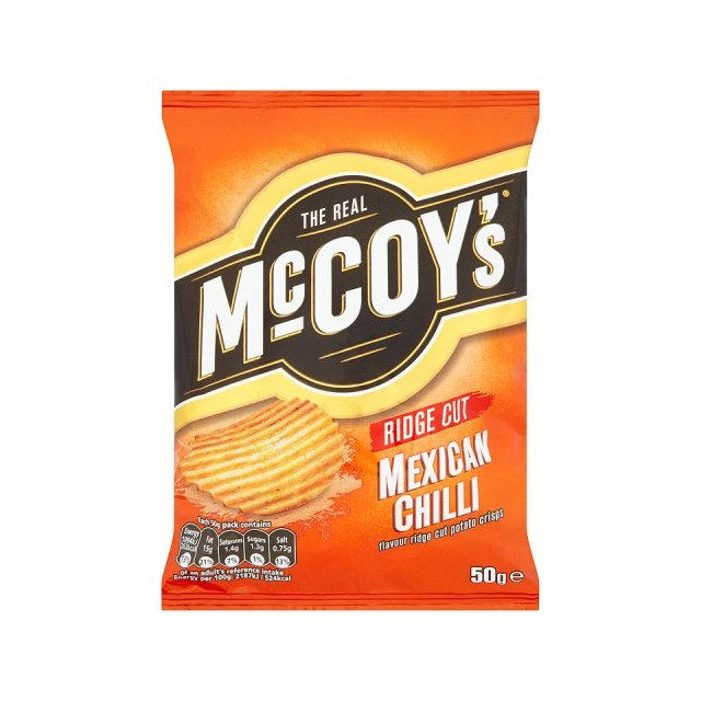 MCCOYS 36'S MEXICAN CHILLI