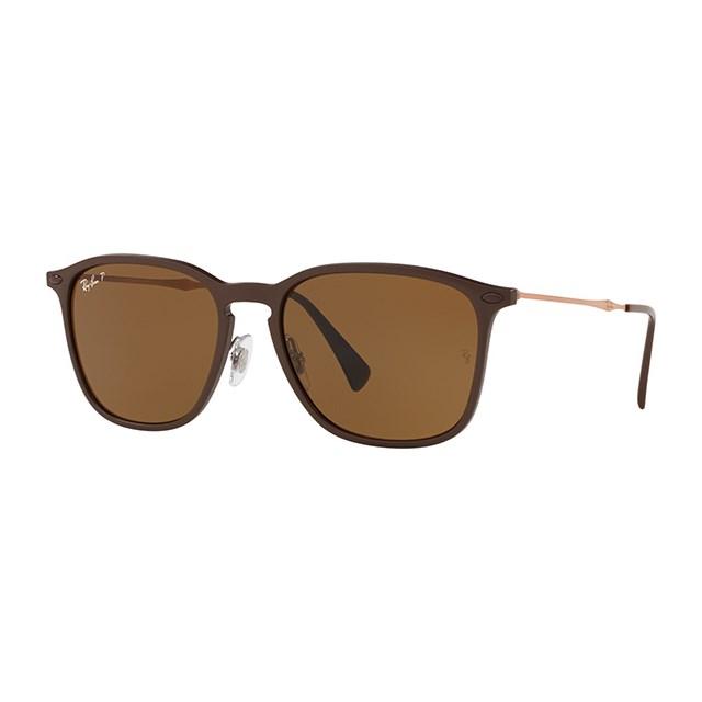 RAY BAN Sunglasses TECH+ GRAPHENE BROWN 635083
