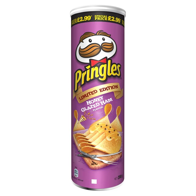 PRINGLES £1.99 RICE FUSION MALAYSIAN RED CURRY