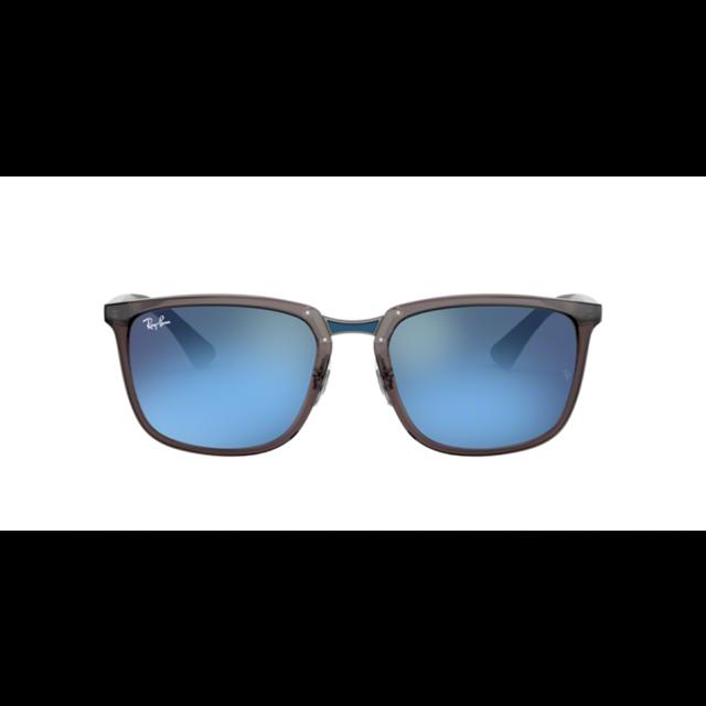 RAY BAN Sunglasses ACTIVE GREY/BLUE 636355