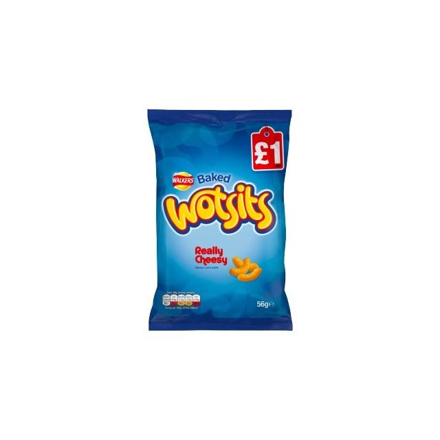 WALKERS £1 WOTSITS