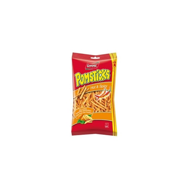LORENZ POMSTICKS HOT & SPICY