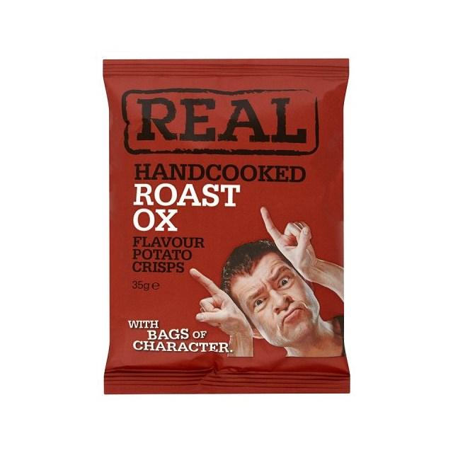 REAL CRISPS ROAST OX