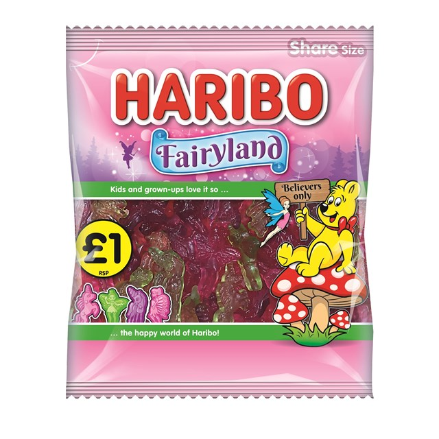 HARIBO £1 FAIRYLAND