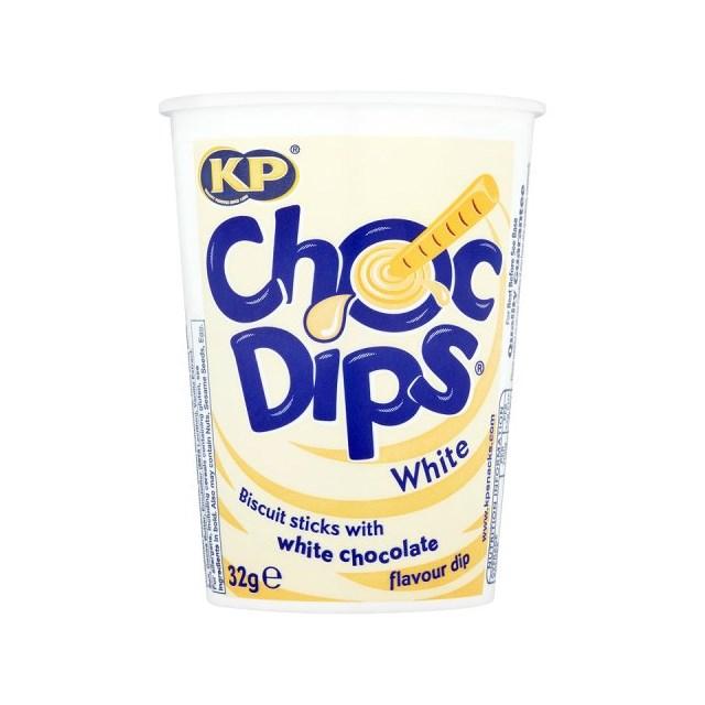 KP WHITE CHOC DIPS