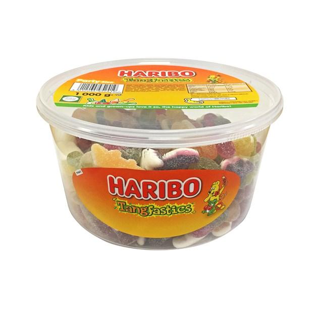 HARIBO TUBS TANGFASTIC 1kg