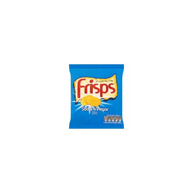FRISPS SALT & VINEGAR