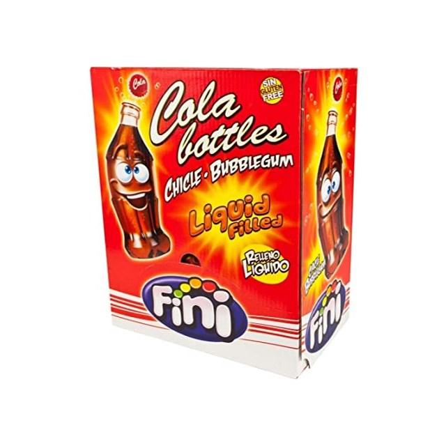 FINI COLA BOTTLES BUBBLE GUM 200 x 5p GLUTEN FREE