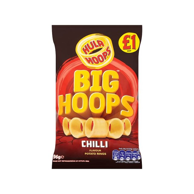 HULA HOOPS £1 CHILLI