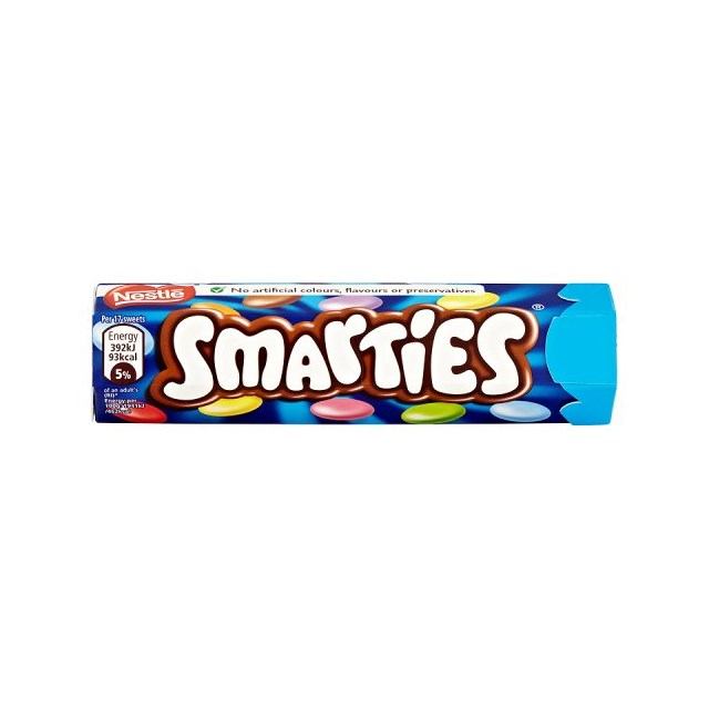 SMARTIES 36'S IMPORTED