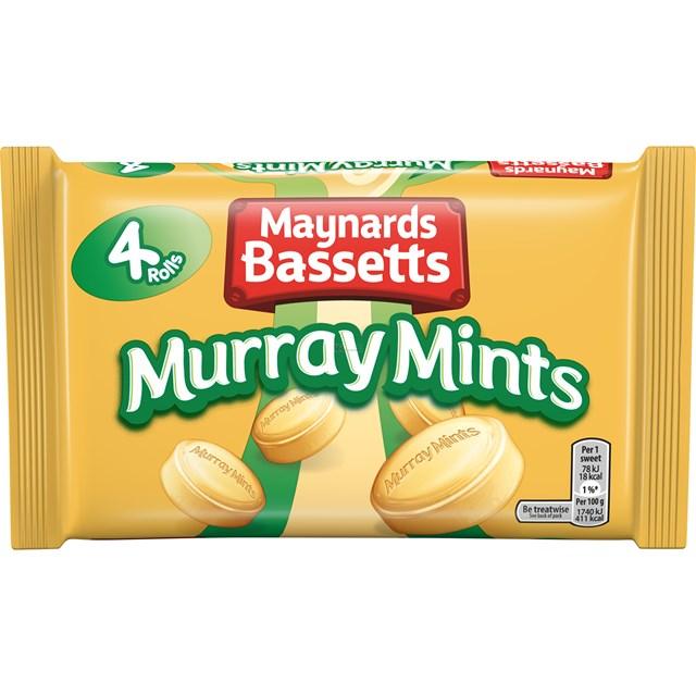 BASSETTS MURRAY MINTS 4PACK