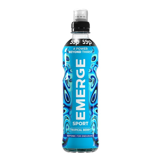 EMERGE SPORT 50P TROPICAL