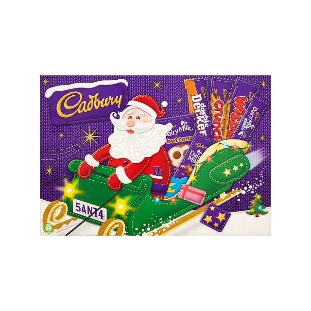 CADBURY SELECTION BOX MEDIUM
